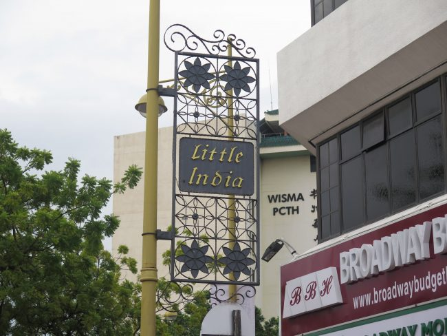 Little India, Georgetown – Penang