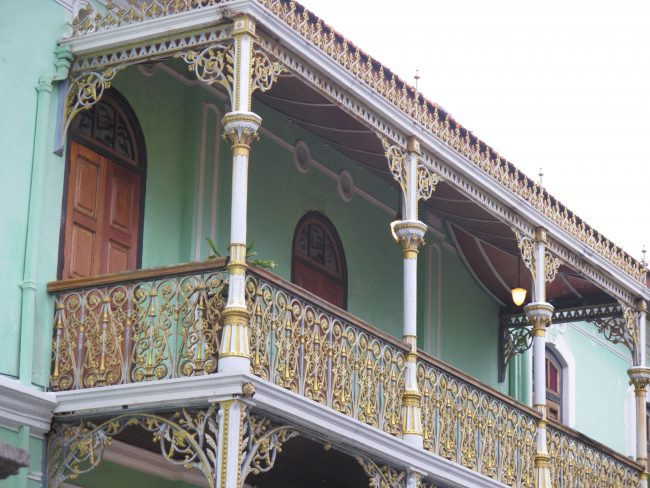Arquitectura Penang