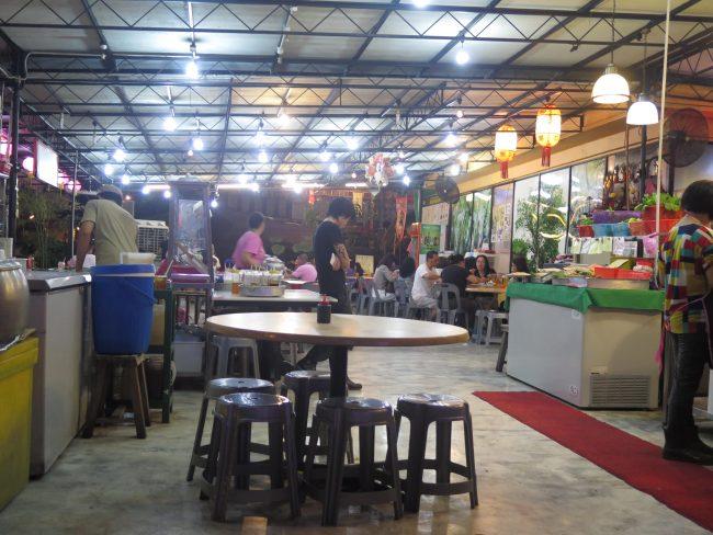 Oferta gastronómica Penang