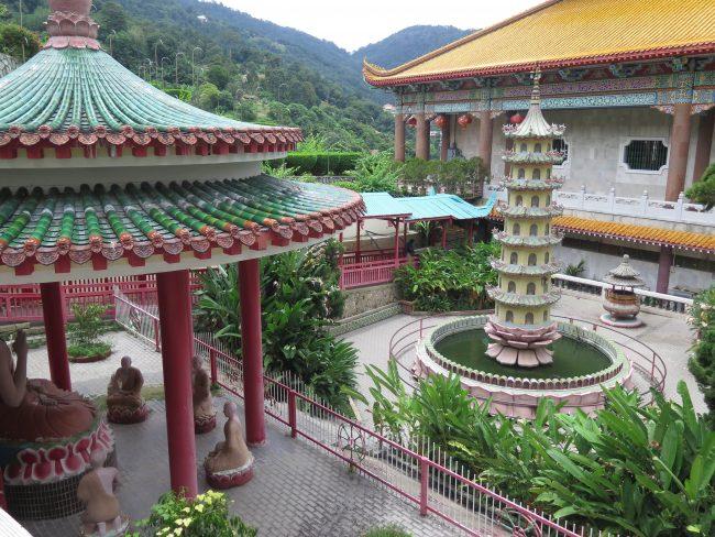 El Mayor Templo de Penang