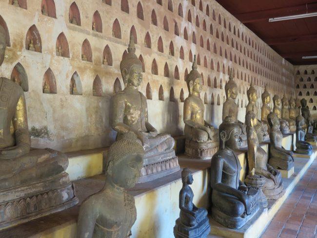 Estatuas de Budas