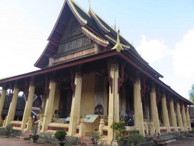 Budismo en Laos