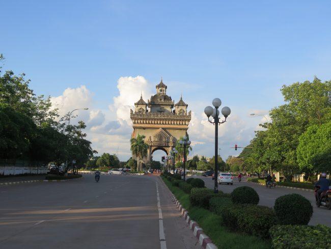 Arco del Triunfo en Asia