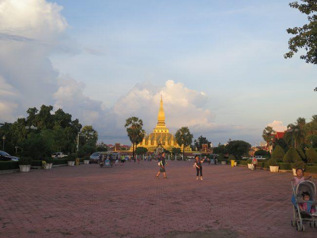 Monumento Insignia de Laos