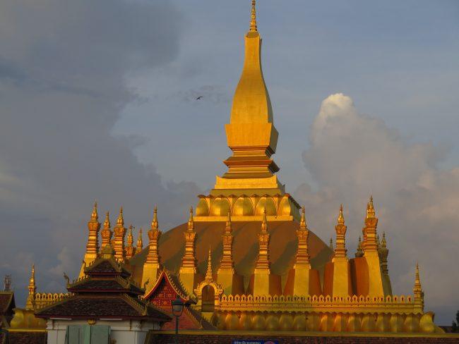 Principal monumento de Laos