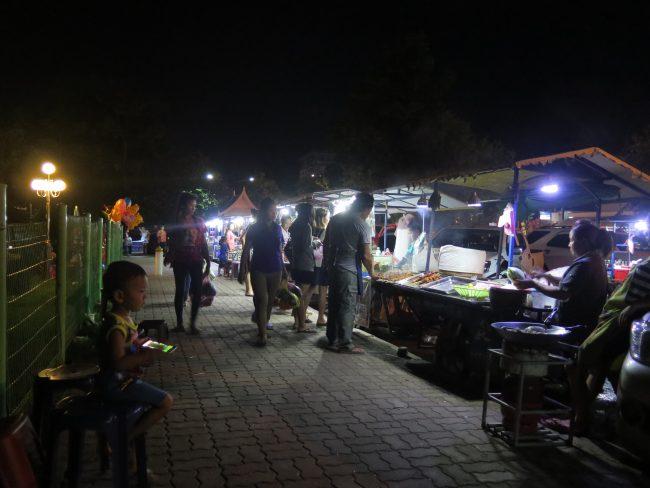 Comprar en Laos
