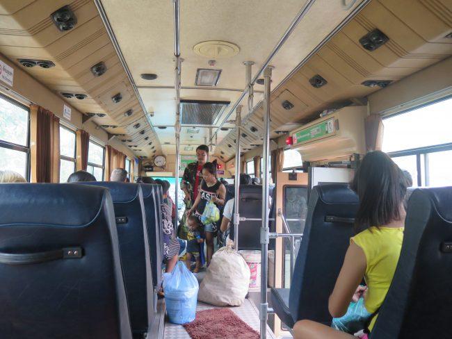 Transportes en Laos