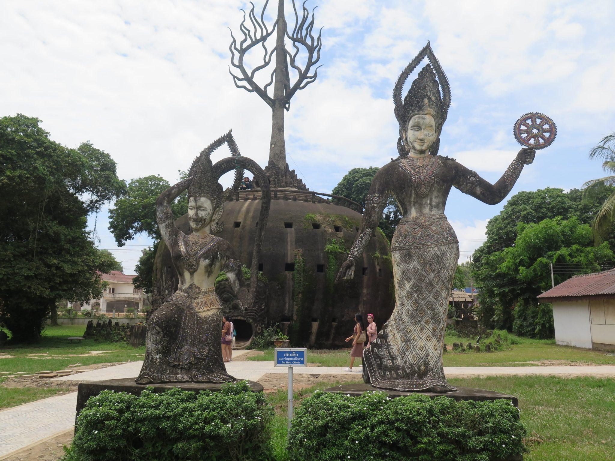 Visitas Imprescindibles en Vientiane