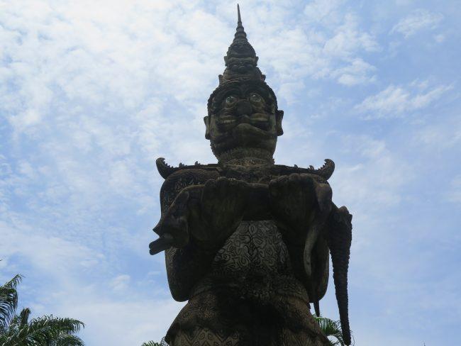 Esculturas Parque de Buda