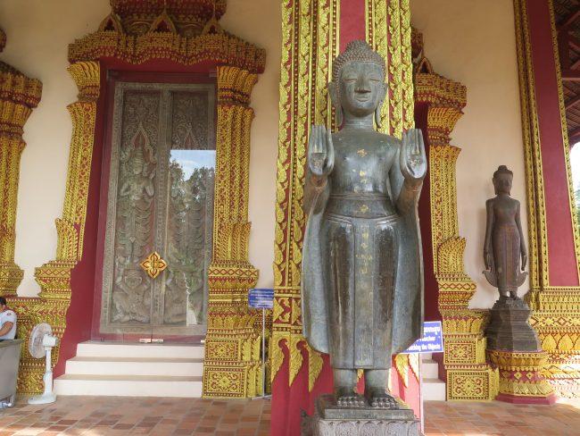 El Templo más bonito de Vientiane