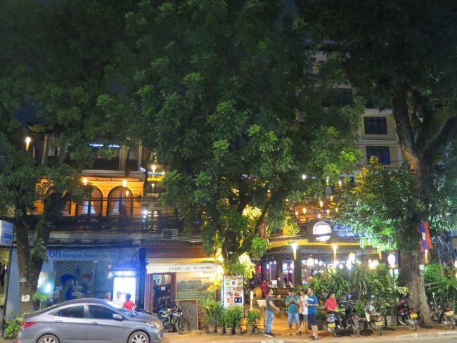 La noche de Vientian