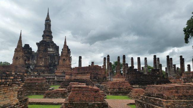 Patrimonio de la Humanidad Tailandia