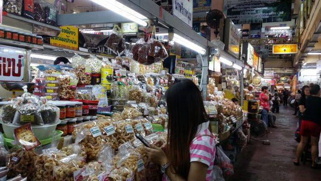 Mercados locales de Chiang Mai