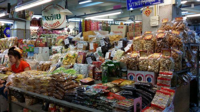 Principales mercados de Chiang Mai