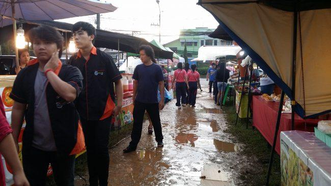 Mercados de Chiang Rai