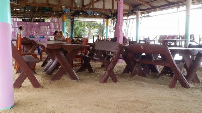 Fumar en los restaurantes de Tailandia
