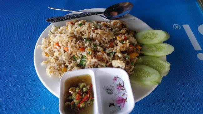 Gastronomía Laos