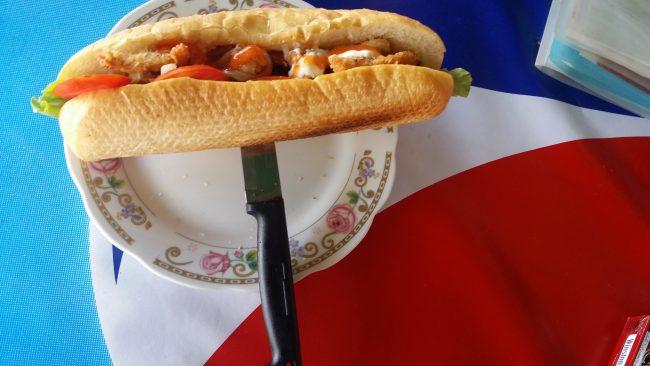 Pan en Laos