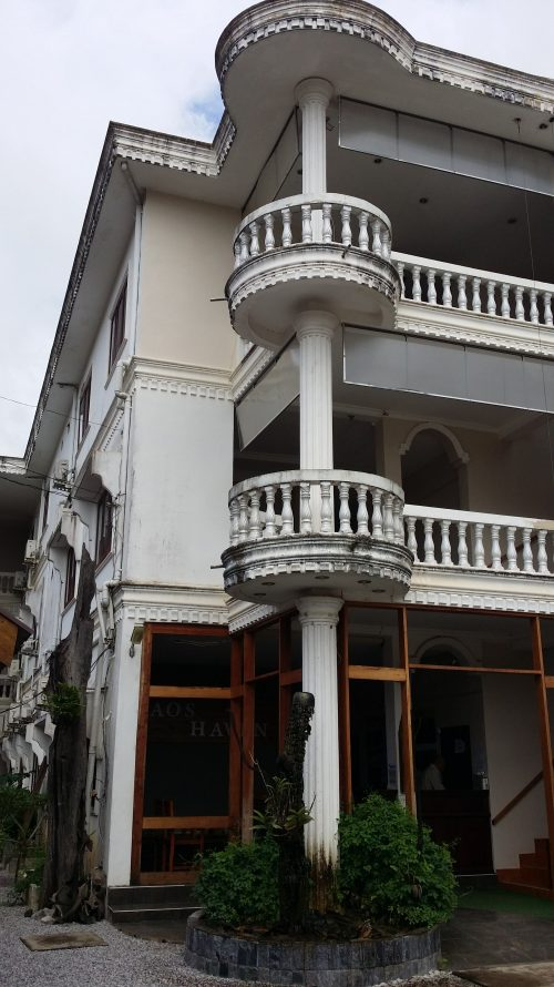Alojamiento en Vang Vieng