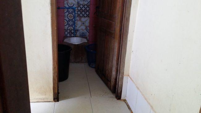 Papel higiénico en Laos