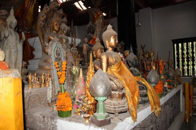 Representaciones de Buda en Laos