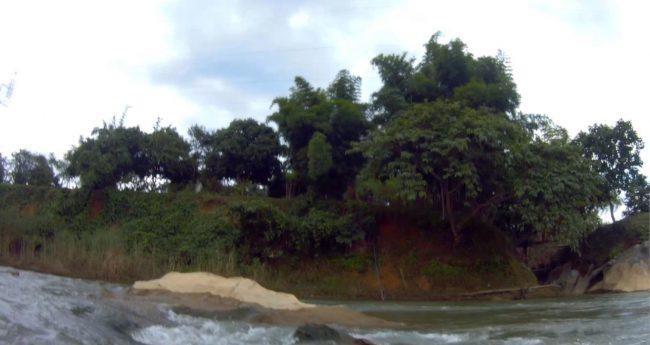 Afluente Mekong