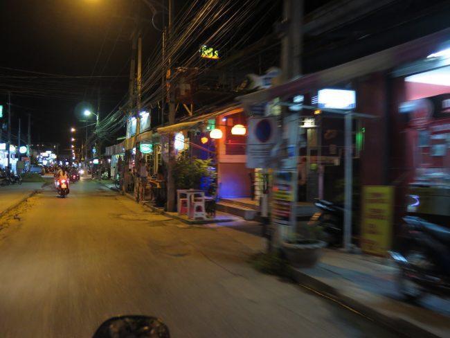 Cómo llegar al Night Market en Kanchanaburi