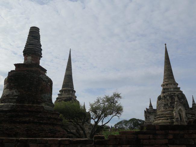 Principales Ruinas de Tailandia