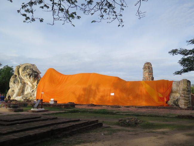 Buda más grande de  Ayutthaya