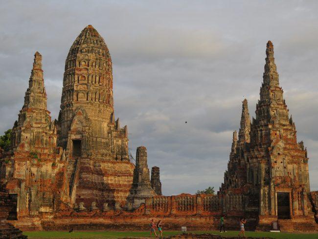 Qué hacer en  Ayutthaya