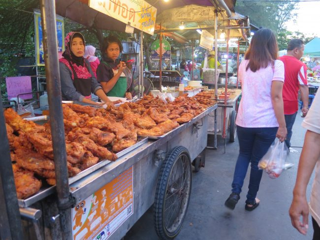 Street food Tailandia