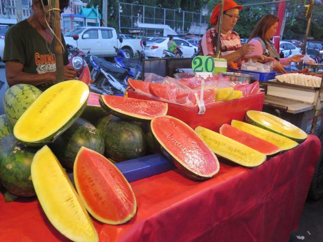 Frutas de Tailandia
