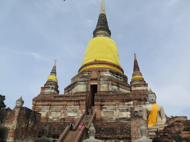 Turismo Ayutthaya