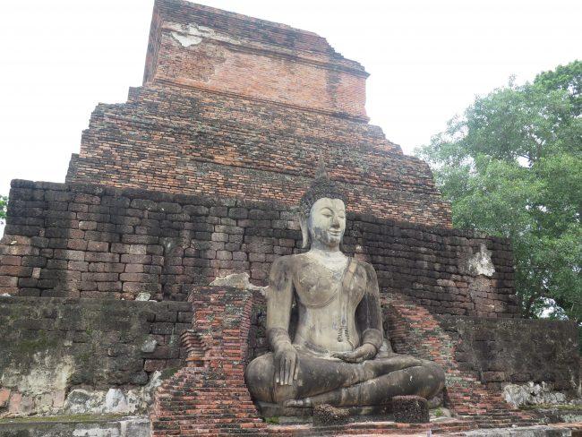 Qué hay en Sukhothai