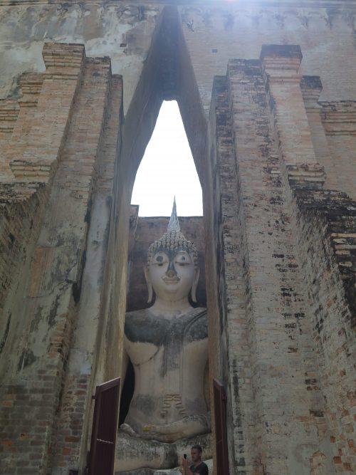 El mejor Buda de Sukhothai