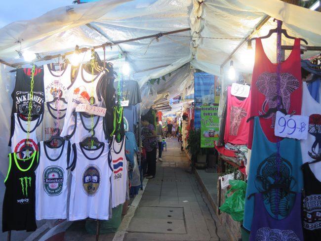 Gran Mercado de Chiang Mai