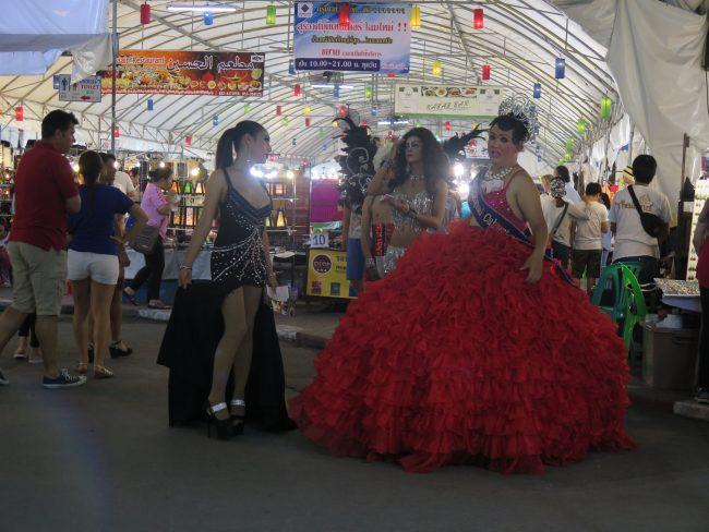 Espectáculos trans Tailandia
