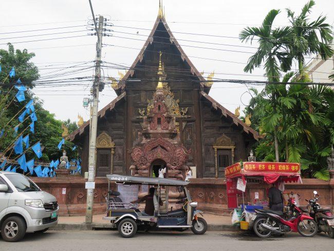 Visitas imprescindibles en Chiang Mai
