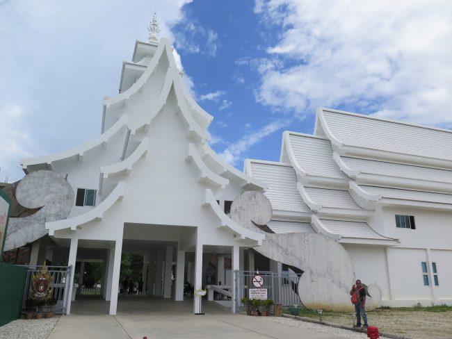 Horarios Templo Blanco