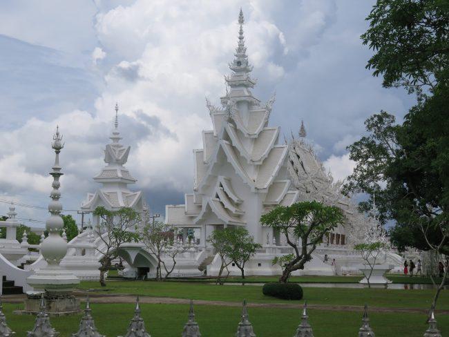 Templo inacabado de Tailandia