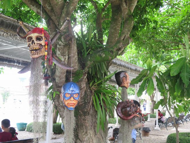 Esculturas de terror