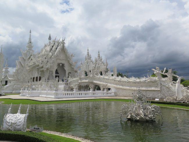 El Templo más bonito de Tailandia