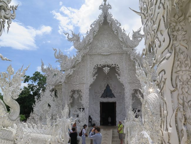 Ubusot en el Templo Blanco