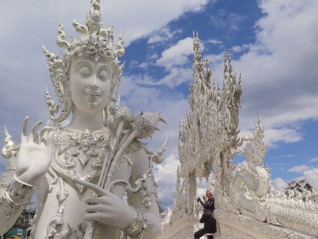 El Templo más raro del mundo