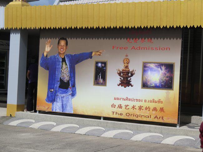 El más prestigioso arquitecto tailandés