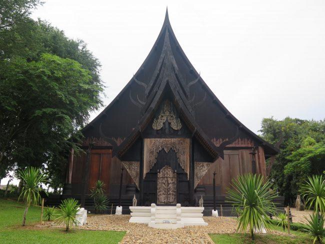 Casa Negra de Chiang Rai