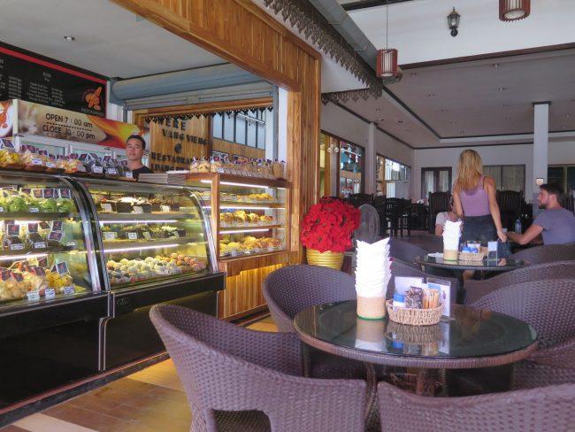 La cafetería más cara de Vang Vieng