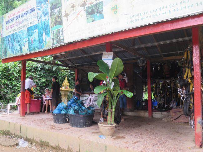 Deportes Vang Vieng