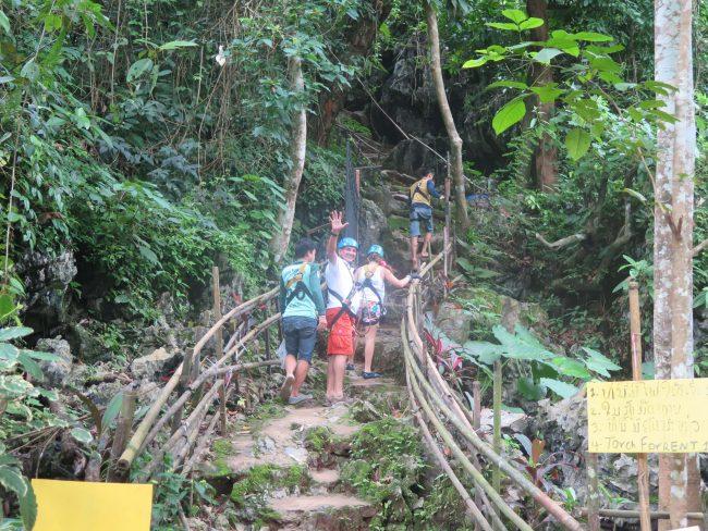Aventuras en Vang Vieng