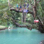 Vang Vieng: Blue Lagoon y Tam Pou Kham Cave